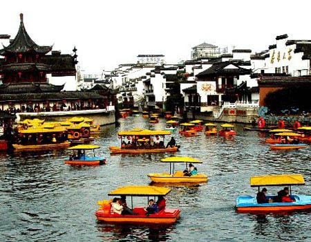 南京夫子庙泮池