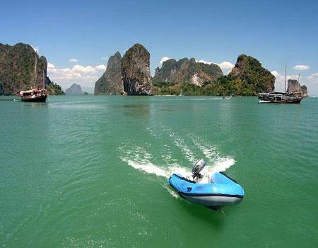 【话说南洋】武汉直航泰国普吉岛品质七日游(椰岛传奇