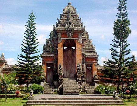 巴厘岛皇宫1