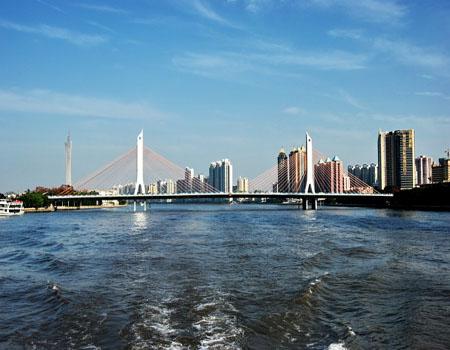 中国南海眺望塔