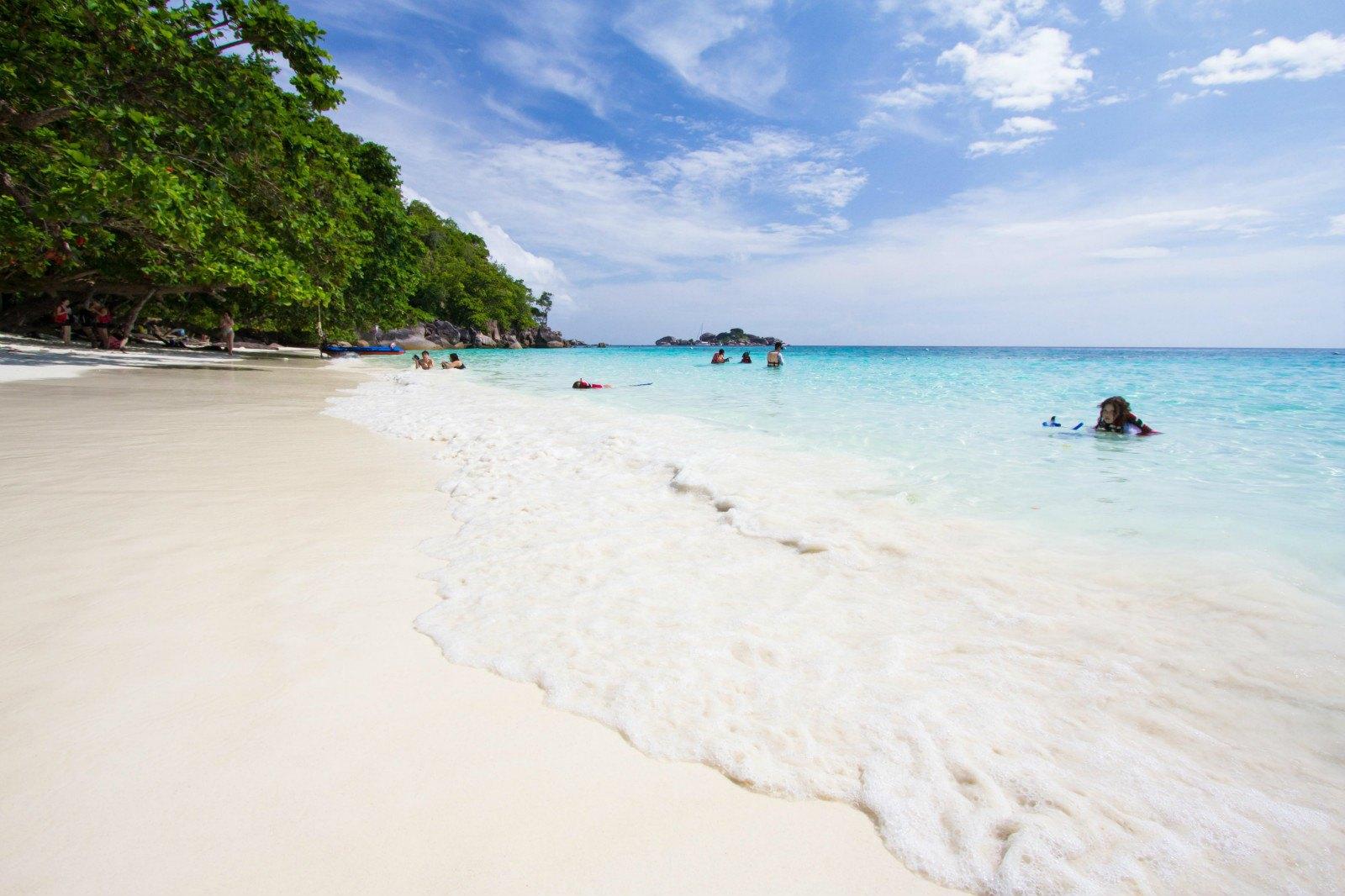 【话说南洋】武汉直航泰国普吉岛品质六日游(椰岛传奇
